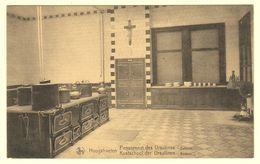 A1682[Postkaart] Hoogstraeten ... / Kostschool Der Ursulinen / Keuken. (Nels, Thill) [Hoogstraten De La Cuisine School] - Hoogstraten