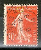 "N° 135c°_Type III_""E"" Relié_Campagne Sur Aude_400 Habitants - 1877-1920: Periodo Semi Moderne"