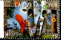 LETTONIE EUROPA 2016 1v De Carnet  Neuf ** MNH - Lettonie
