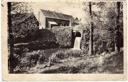 Bougnies. Le Vieux Moulin Et La Chute D'eau. **** - Quévy