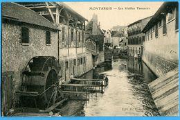 45 - Loiret - Montargis Les Vieilles Tanneries (N0853) - Montargis