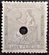 Timbre Télégraphe N° 137T Neuf Sans Gomme - Telegramas
