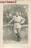 CARTE PHOTO : TIRAILLEUR INDOCHINOIS DU 7e REGIMENT SOLDAT VIETNAMIEN  INDOCHINE VIETNAM GUERRE 1914-1918 - Régiments