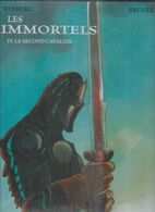 "IMMORTELS  "" LE SECOND CAVALIER "" - DESBERG / RECULE - E.O.  FEVRIER 2005  GLENAT - Non Classés"