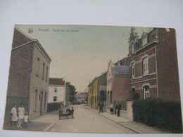 Ancien  Carte  Postale  De  Ampsin  Rue  Des  Ganons - Amay