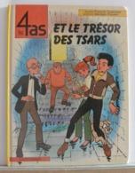 Les 4 As Et Le Trésor Des Tsars - Livres, BD, Revues
