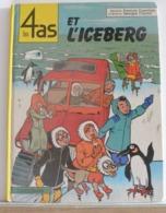 Les 4 As Et L'Iceberg - Livres, BD, Revues