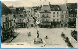 45 - Loiret - Montargis Place Mirabeau (N0858) - Montargis