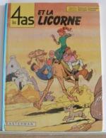 Les 4 As Et La Licorne - Livres, BD, Revues
