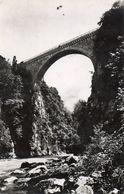 CPSM Pont Napoléon à Saint Sauveur - Ponts