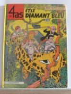 Les 4 As Et Le Diamant Bleu - Livres, BD, Revues