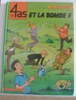 Les 4 As Et La Bombe F - Livres, BD, Revues