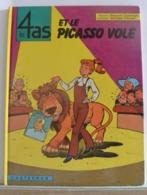 Les 4 As Et Le Picasso Volé - Livres, BD, Revues