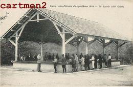TIRAILLEURS INDOCHINOIS CAMP MILITAIRE INDO-CHINOIS D'ANGOULEME LE LAVOIR VIETNAM ANNAMITE TIRAILLEUR - Angouleme