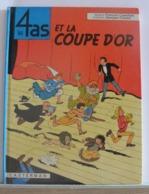 Les 4 As Et La Coupe D'or - Livres, BD, Revues