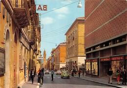 Cartolina Teramo Corso San Giorgio 1966 Standa Fiat 500 - Teramo
