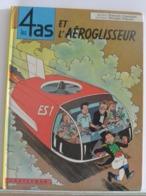 Les 4 As Et L'Aéroglisseur - Livres, BD, Revues