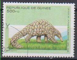 GUINEE - Timbre N°1051P Oblitéré - Guinea (1958-...)