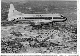 Avion Sabena Convair Liner - Avions