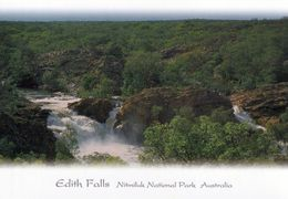 1 AK Northern Territory / Australien * Edith Falls Im Nitmiluk-Nationalpark (früher Katherine-Gorge-Nationalpark) * - Australia