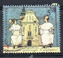 CROATIE. N°603 De 2003 Oblitéré. Eglise. - Kirchen U. Kathedralen