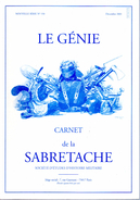 CARNET SABRETACHE N°150  LE GENIE  HISTORIQUE UNIFORME ORGANISATION - Livres
