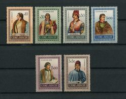 Portugal St Thomas Sao Tome 1952 NAVIGATOR, NAVIGATEUR, Complete Set MH, FVF - St. Thomas & Prince