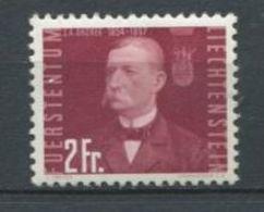 264 - LIECHTENSTEIN 1948 - Yvert A 31 - S. Andree Explorateur En Ballon - Neuf ** (MNH) Sans Trace De Charniere - Ungebraucht