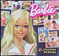BARBIE - Figurine - PANINI - Album Avec Autocollants,  Images Et PLOGS - France - Images - ( 1976 ) . - Bücher, Zeitschriften, Comics