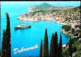 "Bateau FERRY  ""  ""  DUBROVNIK   1960/70s - Transbordadores"