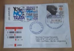 Argentina - 2020 - Lettre - Mahatma Ghandi - Mahatma Gandhi