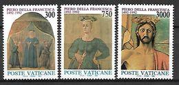 VATICAN     -   1992 .  Y&T N° 926 - 927 - 929 ** . - Vatican