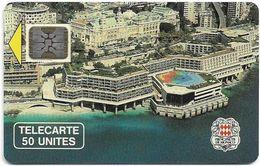 Monaco - MF4B - Palais Des Congres - Cn. 14868 - 03.1990, SC5 SB, 50Units, 10.200ex, Used - Monaco