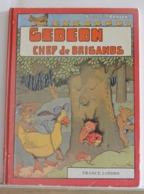 Gédéon Chef Des Brigands - Livres, BD, Revues