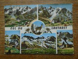 """Col Du Lautaret , Multi-vues """""""" Beaux Timbre Et Cachets """""""" - Autres Communes"""