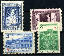 Bélgica Nº 839/40, 813/4 - Belgium