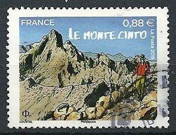 FRANCIA 2019 - Le Monte Cinto - Cachet Rond - Francia