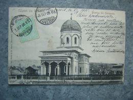ROUMANIE - BISERICA DIN CERNAVODA - Romania