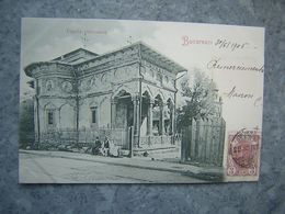 ROUMANIE - BUCAREST - CAPELA GRECEASCA - Romania