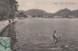 Cartolina - Postcard /  Viaggiata - Sent / Como, Veduta Villa Geno. - Como