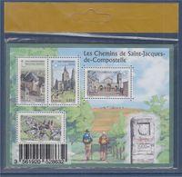 Les Chemins De Saint Jacques De Compostelle De 2013, 4 X 0.80€ Neufs N°4725 4726 4727 4728 Soit F4725 Diverses étapes - Nuevos