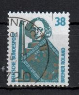 BRD - 1989 - MiNr. 1400 - Gestempelt - Usados