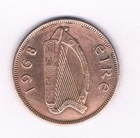 1 PENCE 1968  IERLAND /5427/ - Irlanda