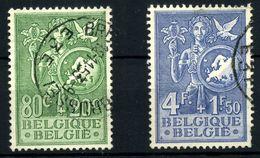 Bélgica Nº 927 Y 929. - 1914-1915 Cruz Roja