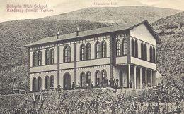 Bithynia High School Bardezag Ismid - Turquia