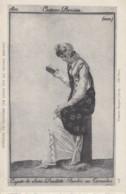 Mode - Femme Lecture Livre - Epoque Premier Empire - Paris 1810 - Editeur ND N° 108 - Mode