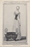 Mode - Femme - Epoque Premier Empire - Paris 1810 - Editeur ND N° 113 - Mode