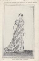 Mode - Femme - Epoque Premier Empire - Paris 1809 - Editeur ND N° 103 - Mode