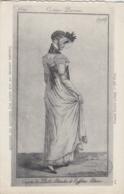 Mode - Femme - Epoque Premier Empire - Paris 1809 - Editeur ND N° 105 - Mode