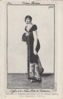 Mode - Femme - Epoque Premier Empire - Paris 1809 - Editeur ND N° 104 - Mode